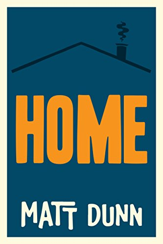 book cover, Home, Matt Dunn