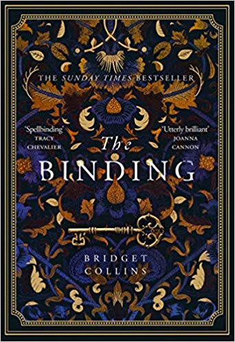 The Binding, book cover