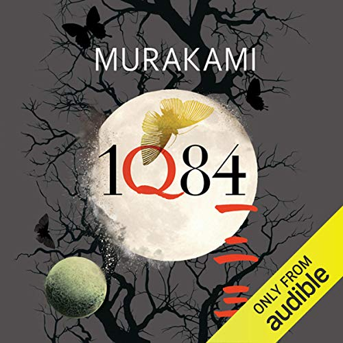 1Q84 audible edition