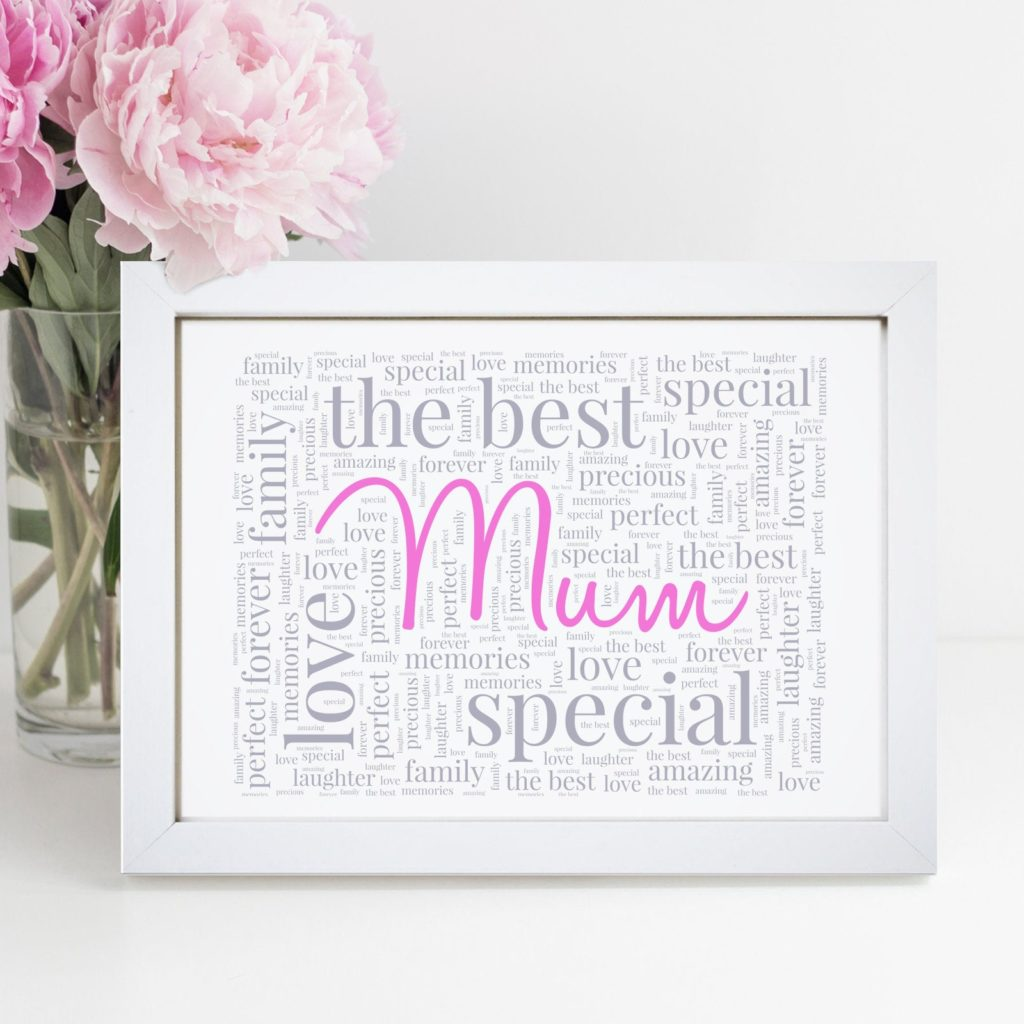 Mum print from etsy