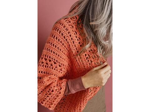 crochet cardigan kit