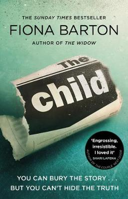 Front cover of The Child by Fiona Barton.
