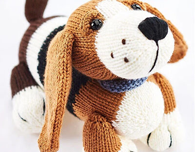 Adorable Crochet Little Puppy - Free Pattern - DIY 4 EVER   312x400