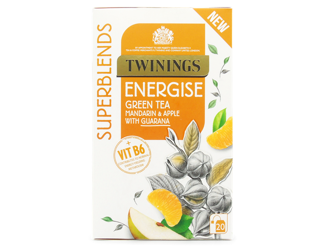 Twiinings energise green tea