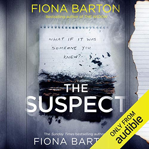 The Suspect audio book edition