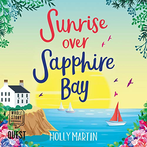 sunrise over sapphire bay, books to listen to this summer