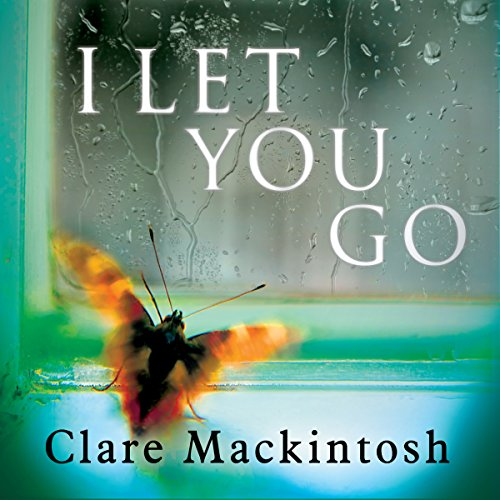 I Let You Go by Clare Mackintosh, audiobook cover