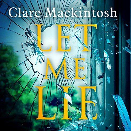 Let Me Lie, audio book image