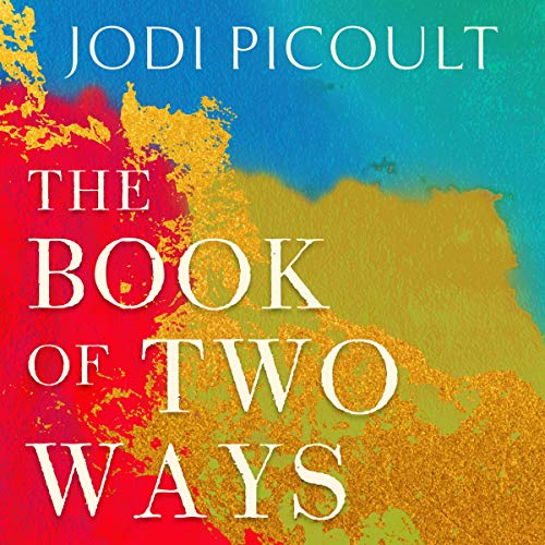 The book of Two Ways book cover for Audible.