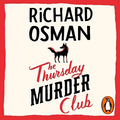 The Thursday Murder Club, book cover.