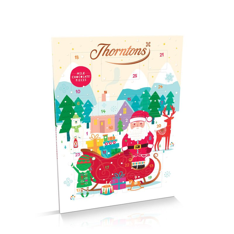 Advent Calendars from Thorntons